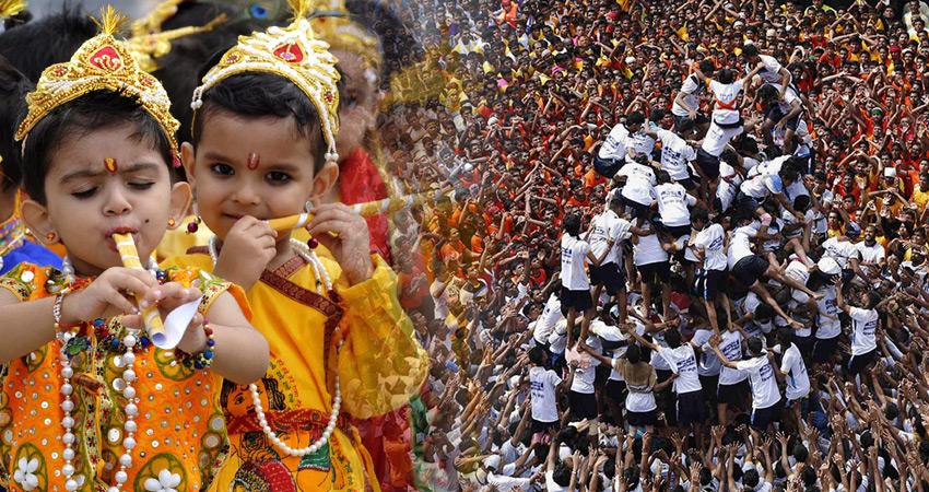 जन्माष्टमी पर कृष्णमय हुआ देश, मथुरा-वृंदावन समेत सभी मंदिरों में उमड़े भक्त