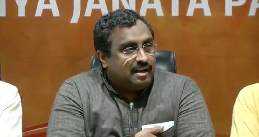 राज्य चुनाव जीतने के लिए स्थानीय नेतृत्व का होना जरुरीः राम माधव