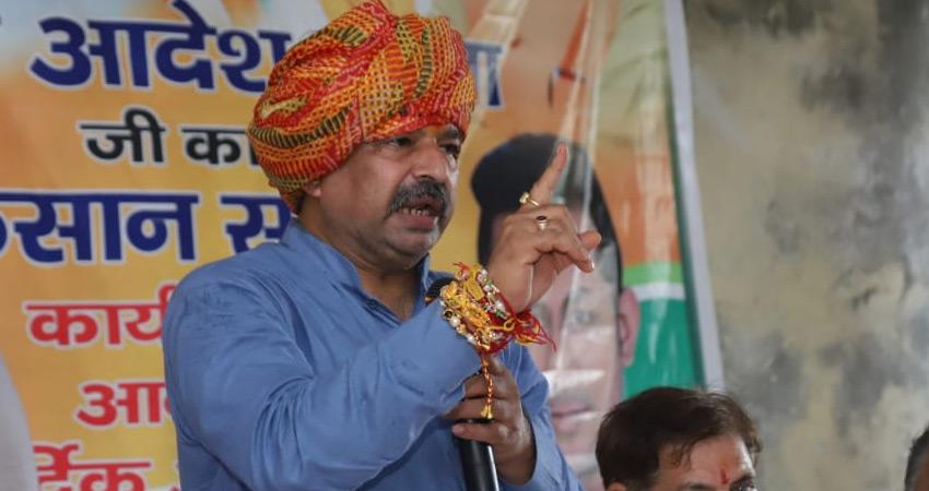 मनीष सिसोदिया के आरोपों पर दिल्ली भाजपा ने किया पलटवार