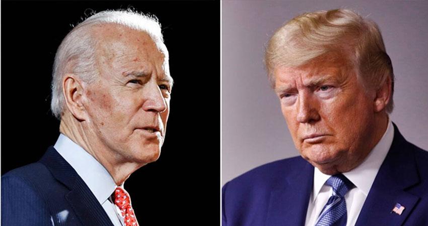 अमेरिकी चुनाव : बाइडेन बने डेमोक्रेटिक पार्टी के राष्ट्रपति पद के उम्मीदवार, ट्रंप को देंगे टक्कर