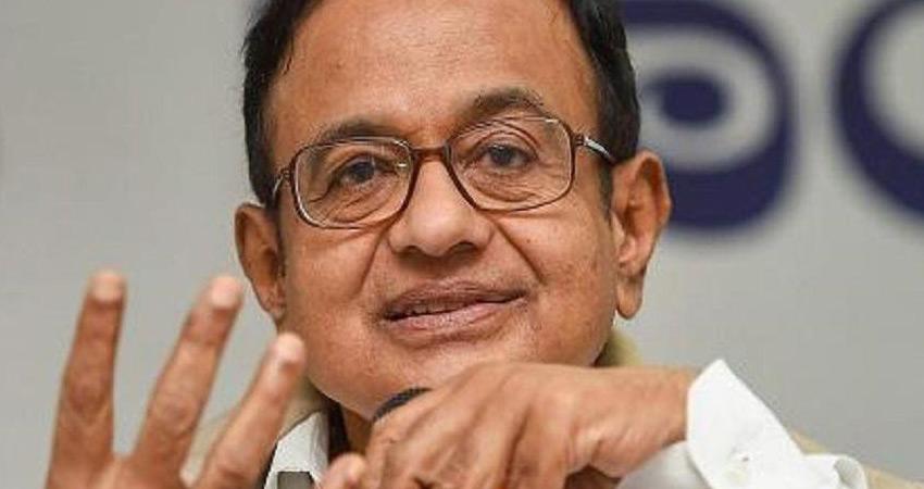 चिदंबरम का 'मिशन शक्ति', बेरोजगारी को लेकर PM मोदी पर कटाक्ष