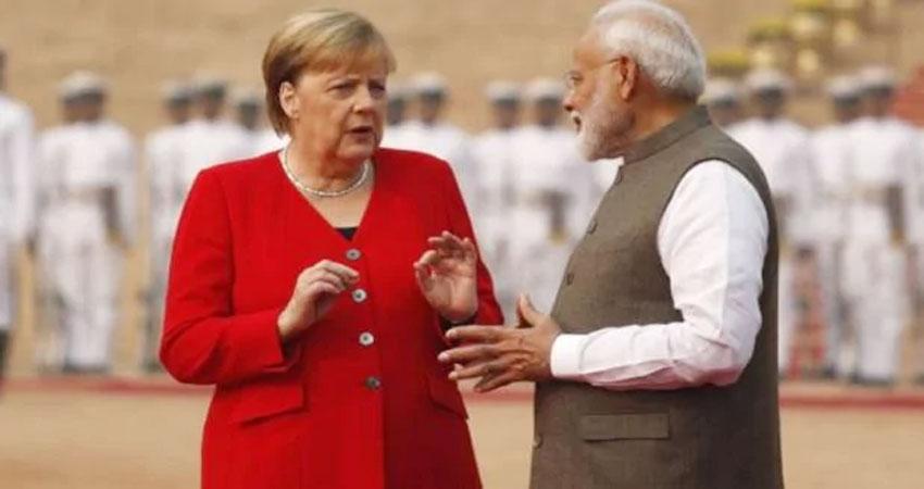 आतंक के खिलाफ भारत-जर्मनी साथ, दोनों देशों के बीच 17 समझौतों पर हुए हस्ताक्षर