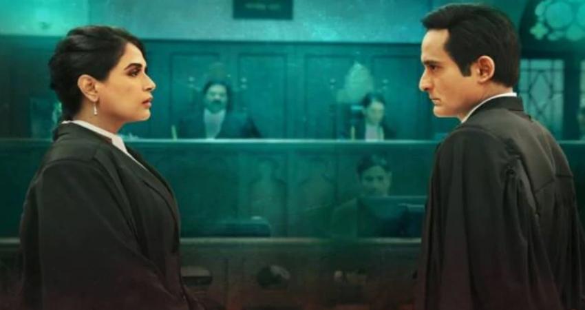 अक्षय खन्ना स्टारर फिल्म ''सेक्शन 375'' का ट्रेलर रिलीज, खूब भा रहा है फैंस को