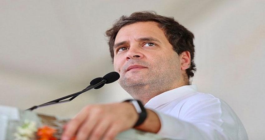 अभिजीत बनर्जी को लेकर राहुल गांधी ने मोदी सरकार पर साधा निशाना