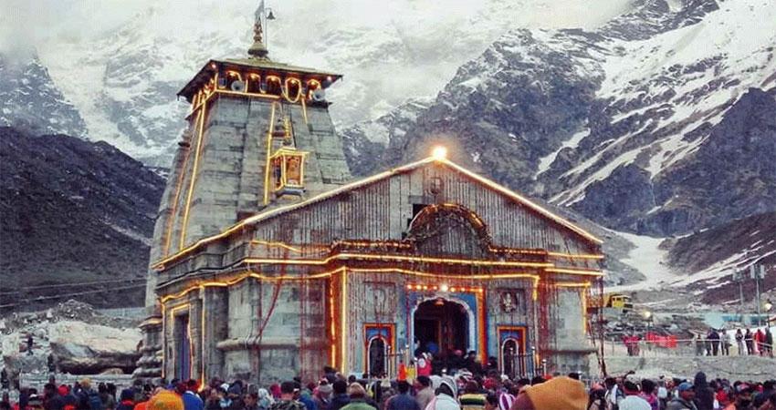 हिमालयी क्षेत्रों में बर्फबारी और निचले इलाकों में हुई बारिश