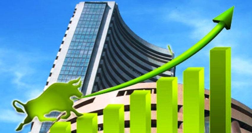 व्यापार युद्ध को लेकर चिंता दूर होने से सेंसेक्स 292 अंक मजबूत