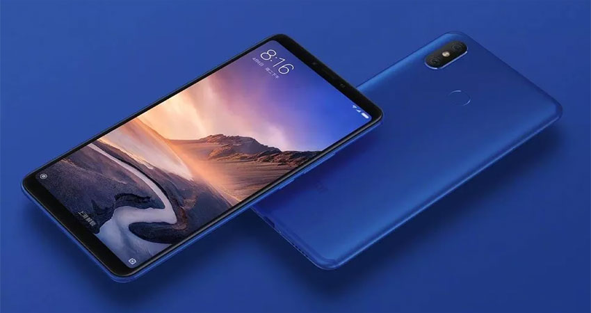 Xiaomi का बड़ी स्क्रीन और बैटरी वाला Mi Max 3 लॉन्च, जल्द ही भारत में आने की उम्मीद