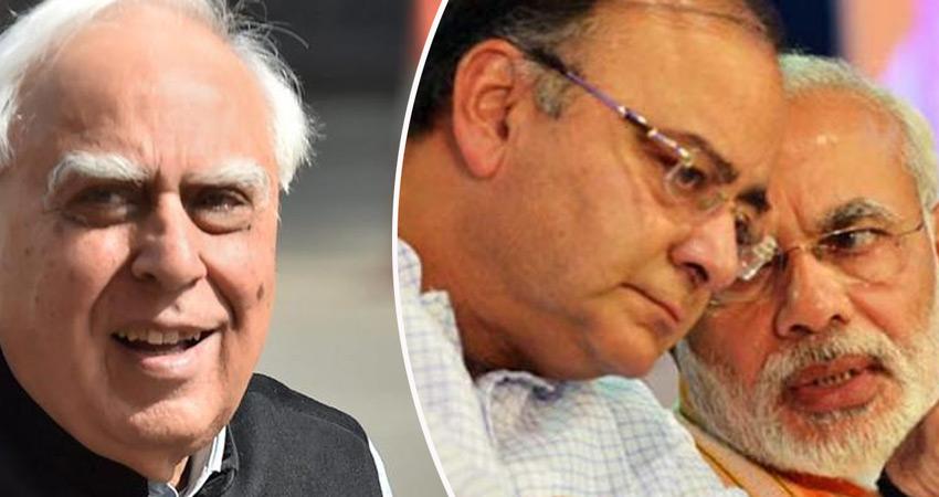 कांग्रेस ने चुनावी हलफनामे को लेकर PM मोदी, जेटली को घेरा, निगाहें EC पर