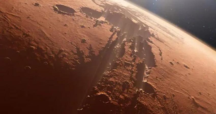 वैज्ञानिकों ने पता लगाया- मंगल ने कैसे खोया अपना वातावरण