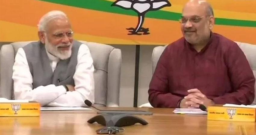 BJP ने जारी की 184 उम्मीदवारों की पहली लिस्ट, वाराणसी से चुनाव लड़ेंगे पीएम मोदी
