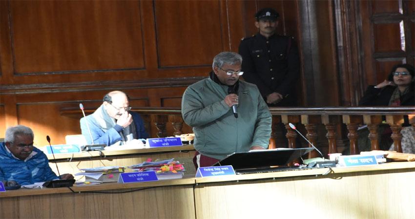 उत्तराखंड विधानसभा में 53,526.97 करोड़ का बजट पेश