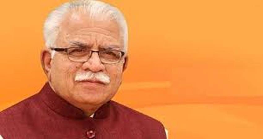 हरियाणा के मुख्यमंत्री ने आर्थिक रूप से कमजोर वर्ग के लिए योजना शुरू की