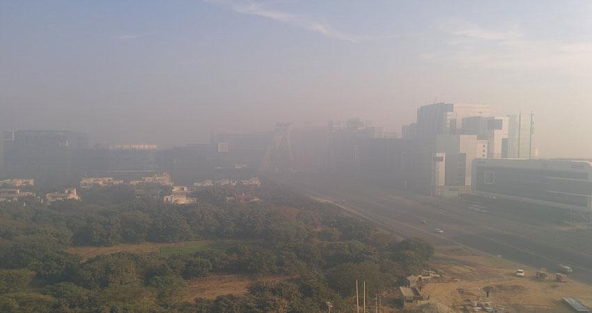 धूल प्रदूषण को लेकर दिल्ली में निर्माण गतिविधियों पर रोक