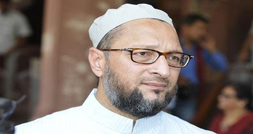 राम मंदिर मुद्दे को लेकर ओवैसी का RSS-BJP पर बड़ा हमला, कहा- 'बहुलतावाद' में नहीं करते विश्वास