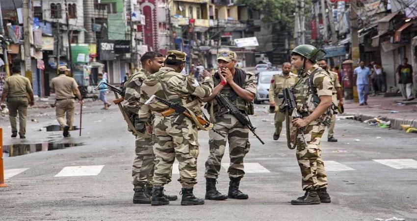 धारा 370: पाकिस्तान ने सीजफायर उल्लंघन कर दागे मोर्टार, नागरिक घायल