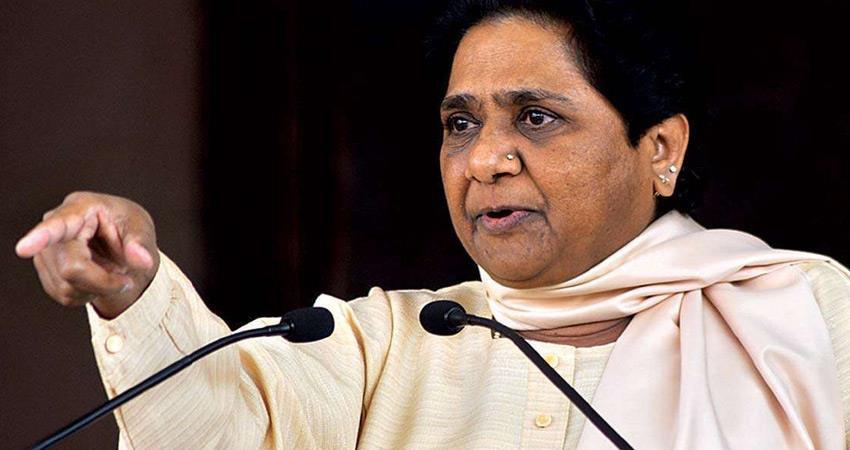 मायावती का PM मोदी की संगम डुबकी पर तंज, बोलीं- पाप धुलने वाले नहीं