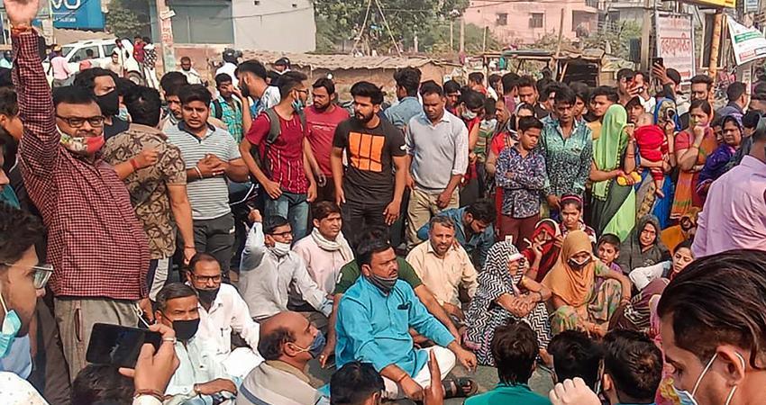 हरियाणा : बल्लभगढ़ महिला की हत्या का मुख्य आरोपी पहले कर चुका था परिवार से समझौता