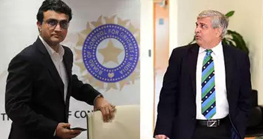 शशांक मनोहर ने ICC का अध्यक्ष पद छोड़ा, गांगुली पद के मुख्य दावेदार