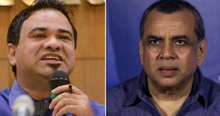 गोरखपुर कांड : परेश रावल ने डॉक्टर कफील खान से मांगी माफी