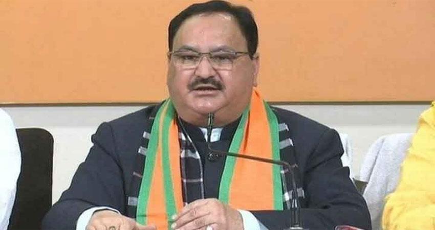 जेपी नड्डा ने बुलाई पार्टी के किसान नेताओं की बैठक, अमित शाह पहुंचे पार्टी कार्यालय