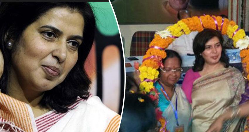 छत्तीसगढ़ राज्यसभा चुनाव: भाजपा की सरोज पांडे ने कांग्रेस के लेखराम को हराया