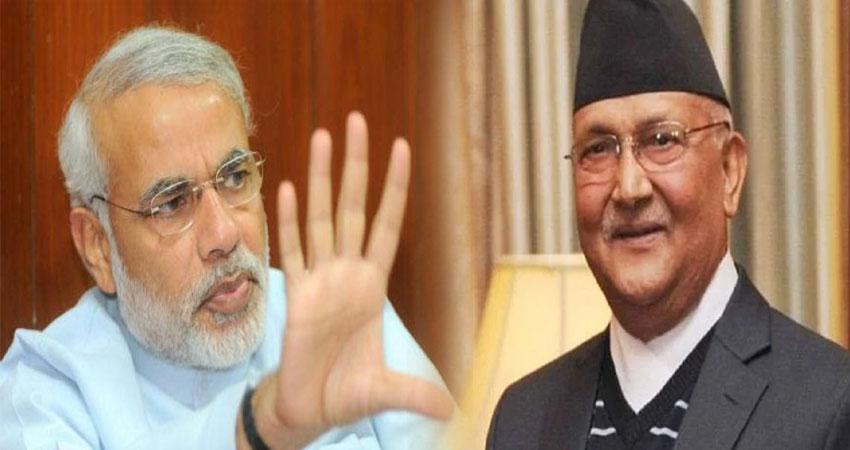 नेपाल के नए नक्शे को भारत ने किया खारिज, कहा-ऐतिहासिक तथ्यों पर आधारित नहीं