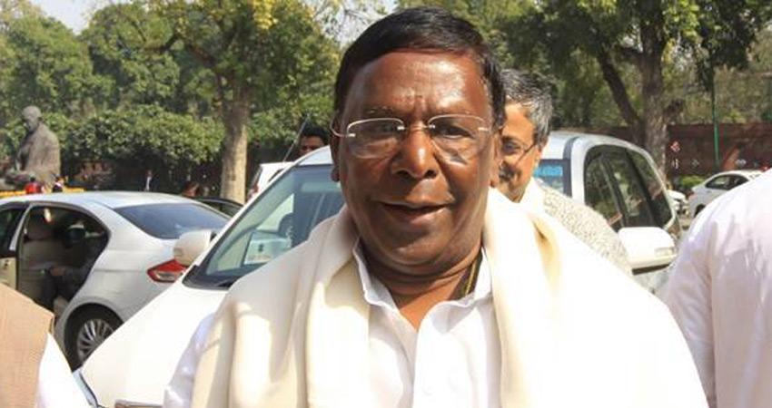 अगर पुडुचेरी में राजग सत्ता में आया तो भाजपा की जनविरोधी नीतियां लागू हो जाएंगी: कांग्रेस