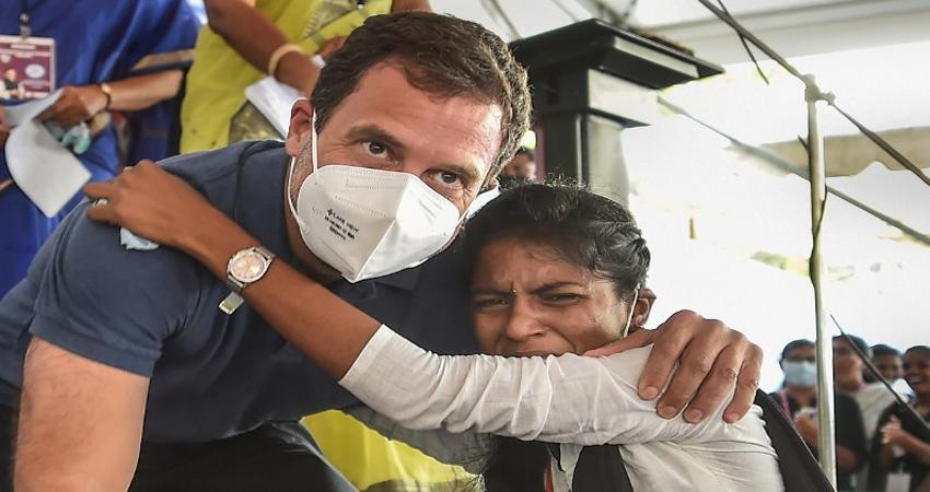 राहुल ने अपने पिता राजीव गांधी के हत्यारों के बारे में कहा- मैंने उन्हें माफ कर दिया