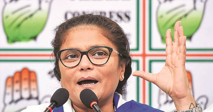 असम में सीट बंटवारे पर मतभेदों के बीच कांग्रेस बोली- सुष्मिता देव पार्टी के साथ