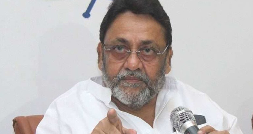 महा विकास अघाड़ी अगर ठान ले तो BJP हो जाएगी खाली : राकांपा नेता मलिक