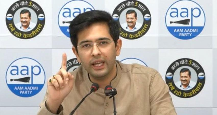 AAP का आरोप- केजरीवाल की 'लोकप्रियता' से भयभीत मोदी सरकार कर रही ED का इस्तेमाल