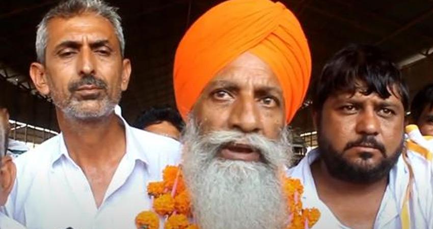 करनाल लाठीचार्ज में शामिल अधिकारियों के खिलाफ केस दर्ज हो : किसान नेता चढूनी