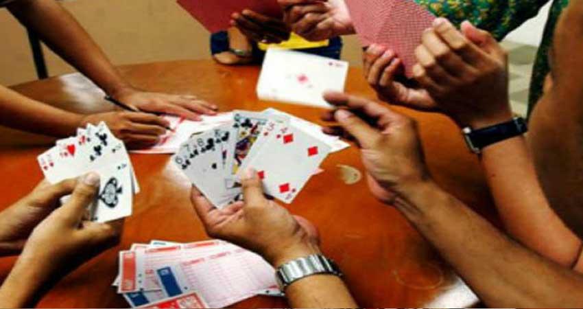 आईएसबीटी परिसर में जुआ खेलने वाले निर्वतमान पार्षद पति को भाजपा ने किया निलंबित