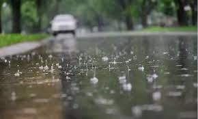 राजधानी के कई इलाकों में बारिश बाद मौसम हुआ सुहाना