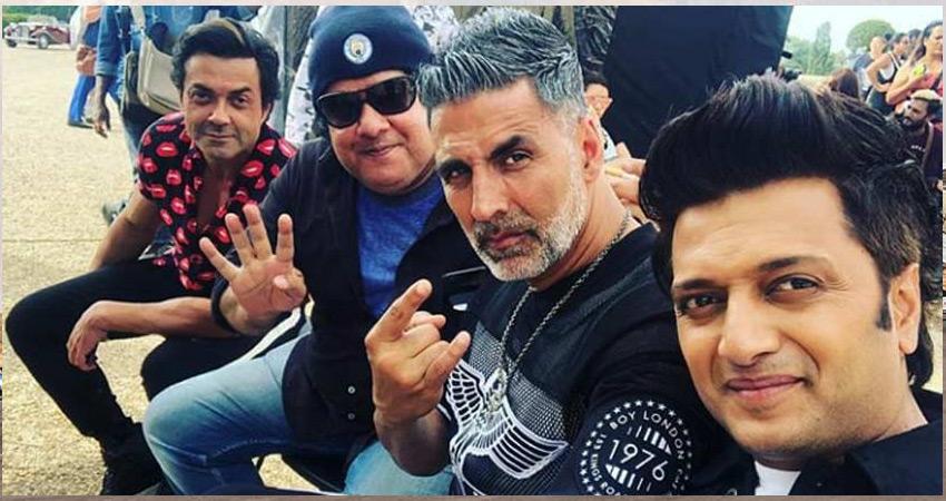 अक्षय कुमार ने फिल्म हाउसफुल 4 के लिए बुक की पूरी ट्रेन