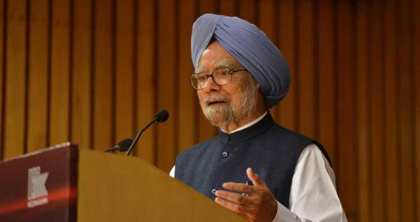 भय की राजनीति उम्मीदों की राजनीति पर हावी न हो: मनमोहन सिंह
