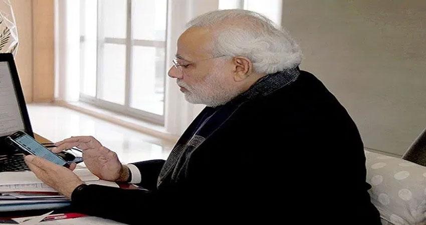प्रधानमंत्री ने पड़ोसी देशों के शीर्ष नेतृत्व को दी नववर्ष की शुभकामनाएं