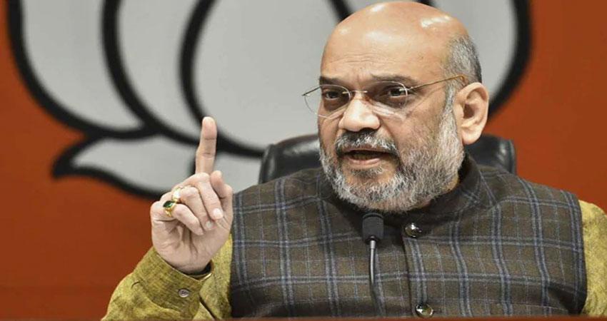 बहुमत मिलने पर अनुच्छेद 370 को खत्म करेगी भाजपा: अमित शाह