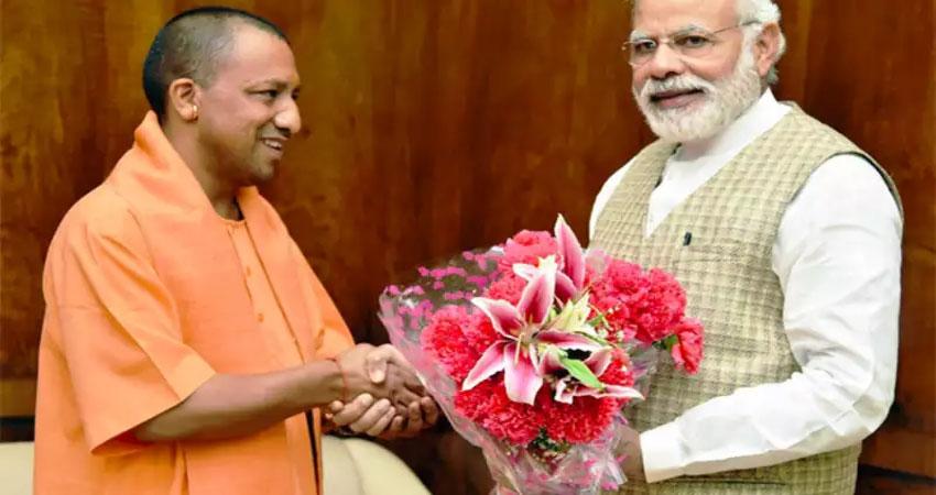 योगी आदित्यनाथ ने गिनाई सरकार की उपलब्धि, कहा- दंगे और अपराध को काबू करने में मिली सफलता