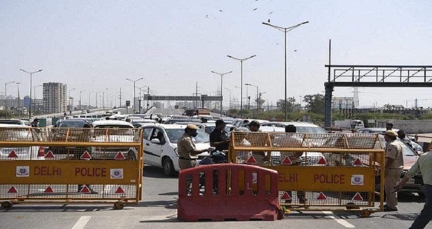 lockdown: दिल्ली व हरियाणा पुलिस से दिल्ली में कार्यरत सरकारी कर्मियों को न रोकने की अपील