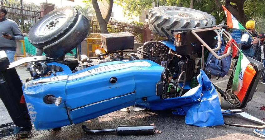 किसान की मौत की SIT जांच की मांग, कोर्ट ने केजरीवाल सरकार, पुलिस से मांगा जवाब