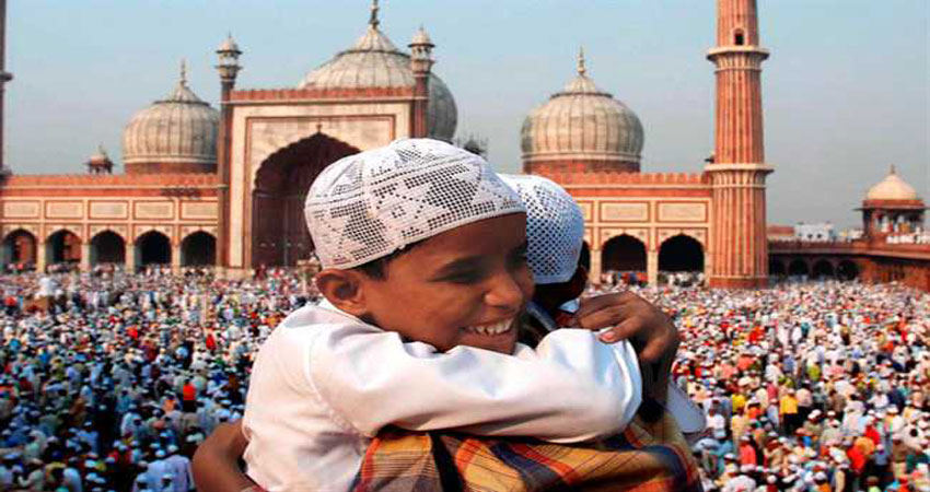 #EidMubarak: देशभर में 16 जून को मनाई जाएगी ईद, जामा मस्जिद के शाही इमाम ने की घोषणा