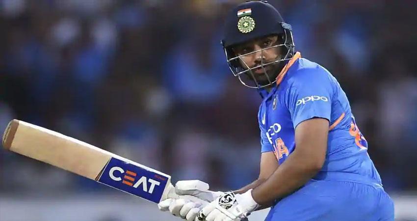टीम इंडिया की हार के बावजूद रोहित शर्मा ने हासिल की ये शानदार उपलब्धि
