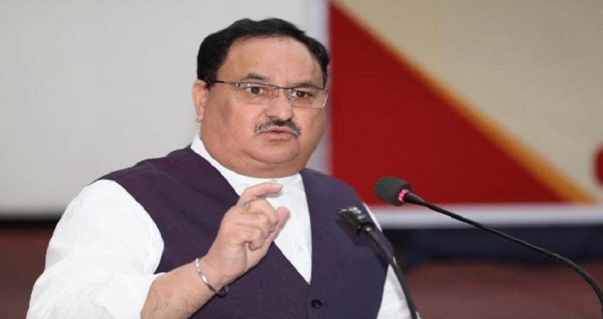 Lockdown: BJP अध्यक्ष जेपी नड्डा ने पदाधिकारियों को दिए निर्देश, सभी राज्यों को किया अलर्ट