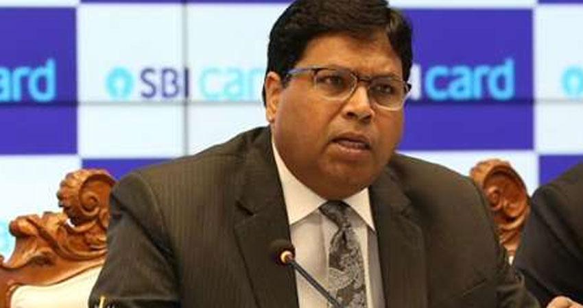 SBI कार्ड के CEO हरदयाल प्रसाद ने दिया इस्तीफा, तिवारी को मिला मौका
