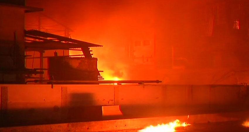 गुजरात में रसायन कारखाने में विस्फोट में दो लोगों की मौत,10 घायल