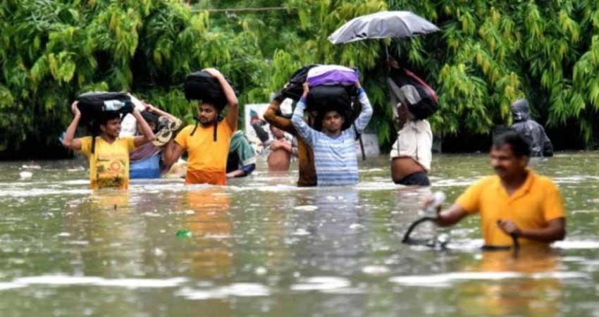बिहार में भारी बारिश और बाढ़ से मरने वालों की संख्या 42 हुई