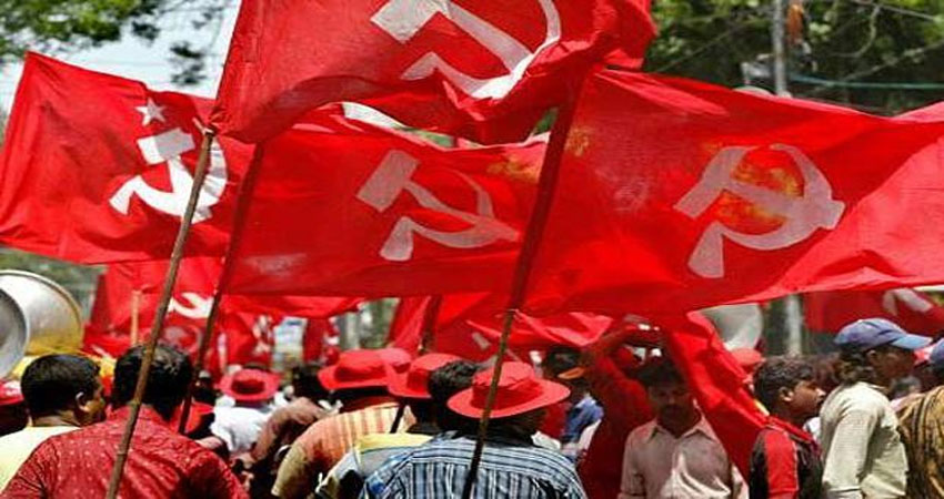 वामदलों ने द्रमुक से चंदा मिलने की खबर को किया खारिज, कहा- चुनाव आयोग के पास जमा है ब्यौरा
