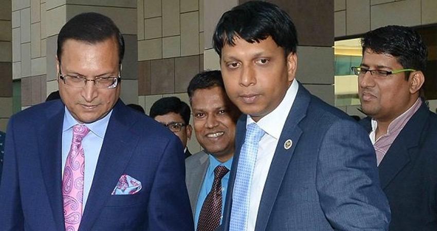 दिल्ली के एलजी बैजल से मिले #DDCA चीफ रजत शर्मा, विवाद पर दी जानकारी