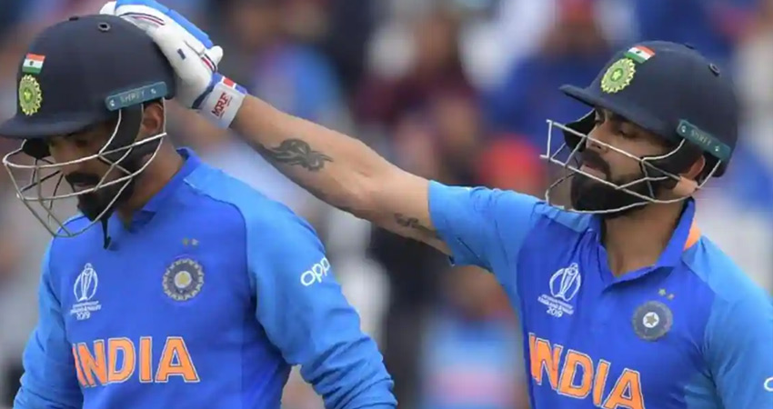 ICC टी20 रैंकिंग : राहुल शीर्ष तीन में, कोहली आठवें स्थान पर